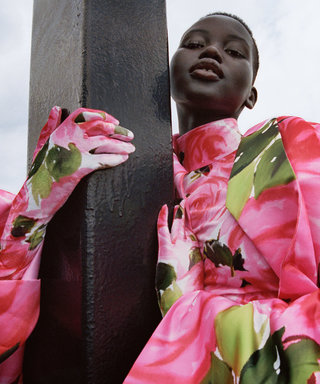 Adut Akech Is the Model Everyone's Buzzing About