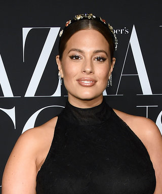 Ashley Graham Is Redefining Maternity Style in a Breathtaking Naked Dress
