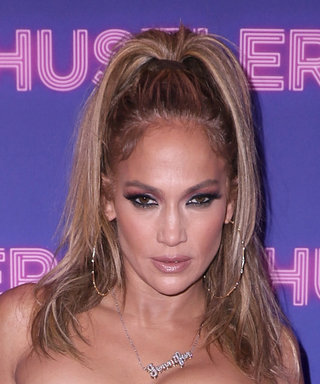 Jennifer Lopez Turned a Pair of Baggy Jeans Into a Red-Carpet Look