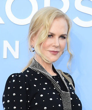 Nicole Kidman Turned a Classic Office Look Into a Party-Ready Outfit With This Wild Accessory