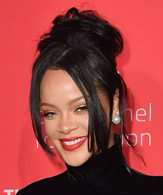 Rihanna's Latest Couture Red-Carpet Gown Includes a Breathtaking Cage Skirt