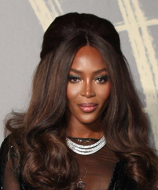 Naomi Campbell Just Wore the Naked Dress to End All Naked Dresses