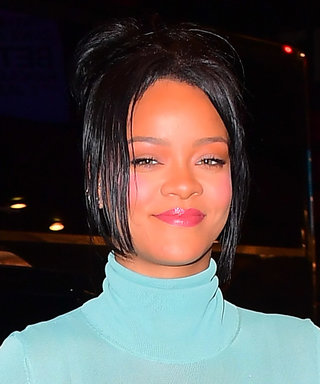 Rihanna Just Wore One of Fall's Most Unexpected Color Trends