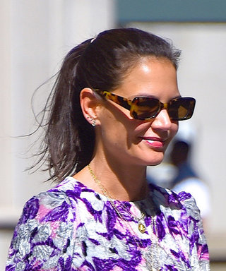 Katie Holmes Is Wearing This New $30 Accessory Nonstop