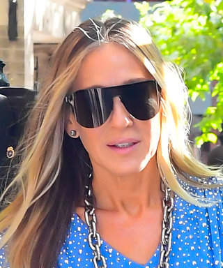 Sarah Jessica Parker Combined the Biggest Accessory Trends Into One Outfit