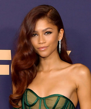 Zendaya Turned a Sheer Bustier Into a Winning Red Carpet Outfit