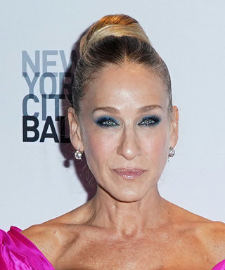 Sarah Jessica Parker's Poofy Pink Gown Is So Glamorous It Deserves a Spot in a Museum