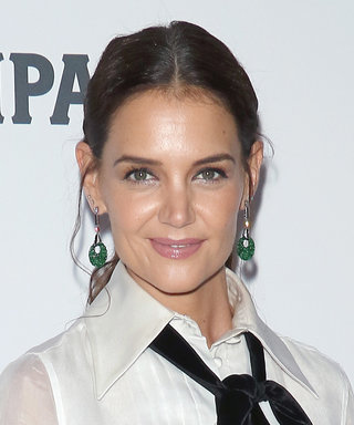 Katie Holmes Just Shut Down the Red Carpet in a See-Through Skirt