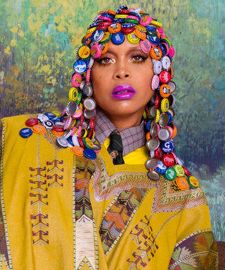 """I'm My Own Audience"": Erykah Badu on the Joy in Dressing for Yourself"