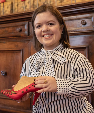 Sinéad Burke on the Shoes She's Waited a Lifetime to Buy