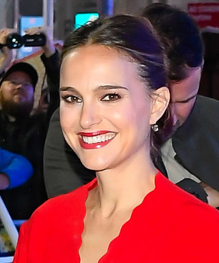 Natalie Portman's Rainy-Day Outfit Is Unbelievably Cute