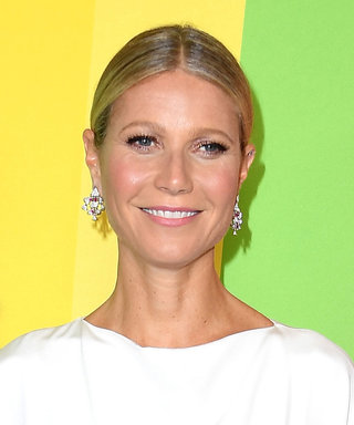 Gwyneth Paltrow Just Wore a Jaw-Dropping Gown That Looks Like a Work of Art