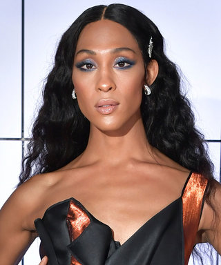MJ Rodriguez Used a $7 Eyeshadow to Create Her Bold Glam at the 2019 InStyle Awards