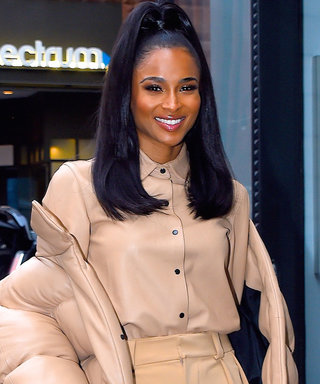 Ciara's Cozy Outfit Proves This Jacket Trend Is Here to Stay