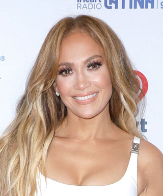 Jennifer Lopez Wore the Shortest '90s-Inspired Mini Dress on the Red Carpet