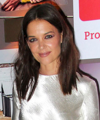 Katie Holmes Just Nailed the Fashion Trick That Makes Any Outfit Look Fancy