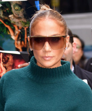 Jennifer Lopez Found a Way to Make a Turtleneck Look Sexy