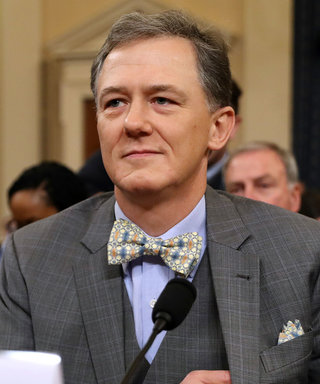 Who Wears a Bow Tie to an Impeachment Hearing?