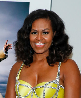 Michelle Obama Just Put Every Red-Carpet Look to Shame in a Sexy Bustier Gown