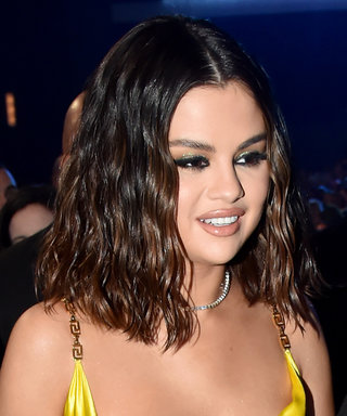 Selena Gomez Changed Into a See-Through Dress at the AMAs