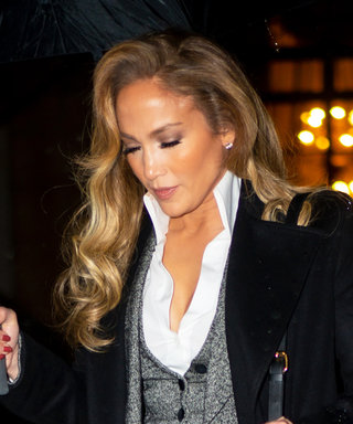Jennifer Lopez Found a Way to Make a Classic Suit Look Sexy