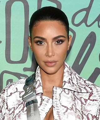 Kim Kardashian Just Wore Her Skims Shapewear As a Top