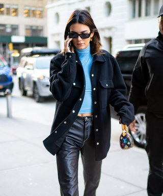 We're Convinced Kendall Jenner Is Carrying a Tiny Louis Vuitton Bag For a Very Specific Reason