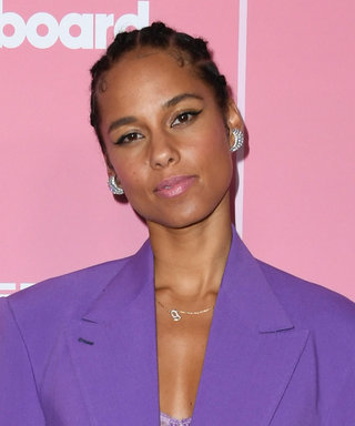 Alicia Keys's Latest Red-Carpet Look Gives New Meaning to the Term Power Suit