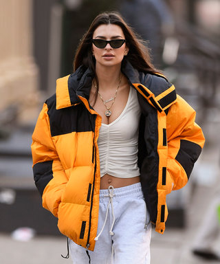 Emily Ratajkowski Demonstrates an Effortless Way to Make Sweatpants Look Cool