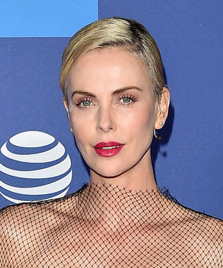 Charlize Theron Just Wore the Sexiest Turtleneck on the Red Carpet