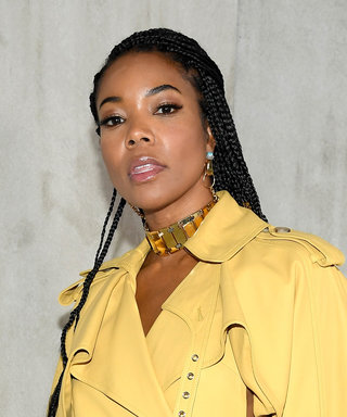 Gabrielle Union Reminded Us That This Quick Styling Trick Will Add Spice to Any Outfit