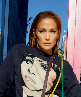 Jennifer Lopez Likes to Wear Barbra Streisand's Face and Honestly, Same