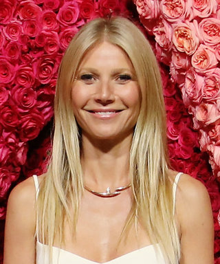 Say Hello to Gwyneth Paltrow's Abs, Because She's Showing Them Off in a Sleek-Yet-Sexy Bra Top