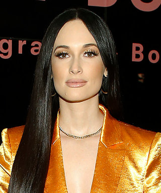 Kacey Musgraves Is On Board With the Shirtless Blazer Trend