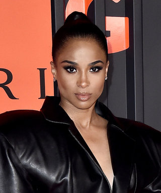 Ciara's Baby Bump Was on Display Last Night, But We Were Too Busy Looking at Her Sleeves