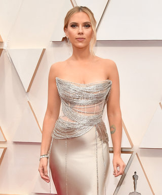 Scarlett Johansson Wore $2.1 Million Diamond Earrings to the Oscars — and They're Worth a Zoom