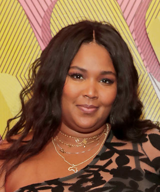 Lizzo Revamped the Naked Dress Trend With This Super Sexy Sheer Number
