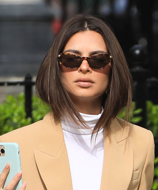 Emily Ratajkowski Matches Her Dog With Her Latest Dog Walking Fit