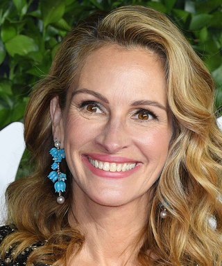 Julia Roberts Shared a Rare Selfie Wearing the Sexiest Dress