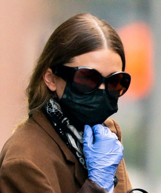 Ashley Olsen Has Been Spotted Again in NYC Wearing the Ultimate Comfortable Shoe