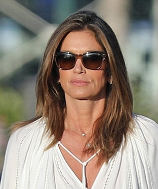 Cindy Crawford Just Wore This Vintage Shirt Style That's So Comfortable