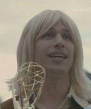 Emmys 2015: Andy Samberg perfectly spoofs Mad Men finale