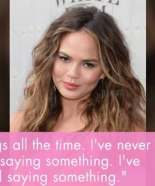 9 Chrissy Teigen Quotes to Get You Through the Day