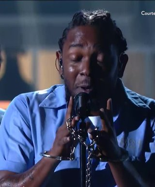 See Kendrick Lamar Perform At The Grammys