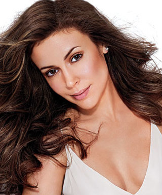 Alyssa Milano's Beauty Update