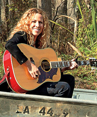 Sheryl Crow Visits New Orleans