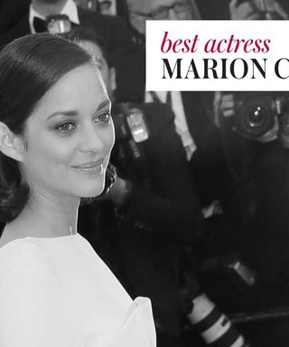 Oscars Dress Debate: Marion Cotillard