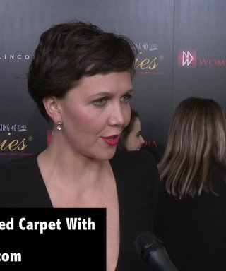 I Am That Girl Interview with Maggie Gyllenhaal