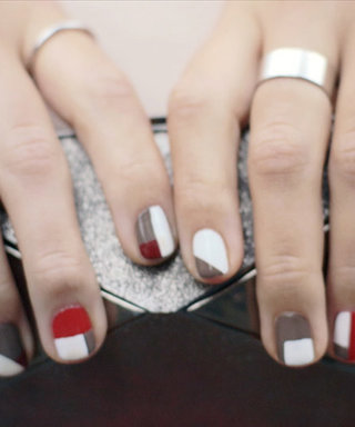 CoverGirl Sales Video: Blocking Nail Art