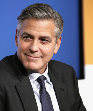 George Clooney Slated to Be First Guest on Colbert-Led Late Show